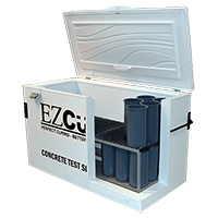 EZ Cure Site Curing Box