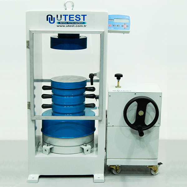 Manual Compression Testing Machines