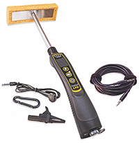 Low Voltage Pinhole Detector