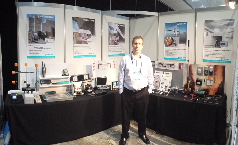 PCTE at Concrete 2013