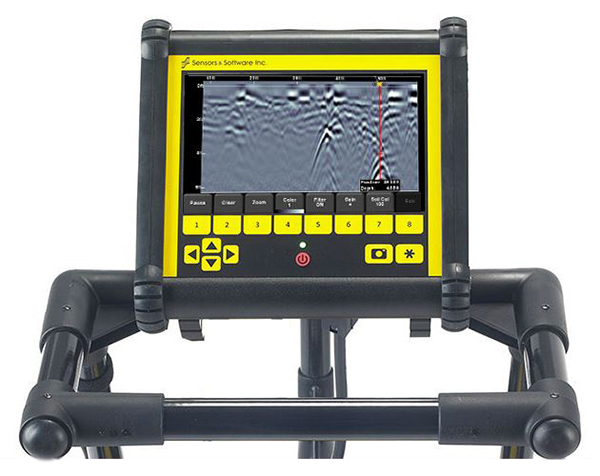 LMX-100 Utility Location GPR