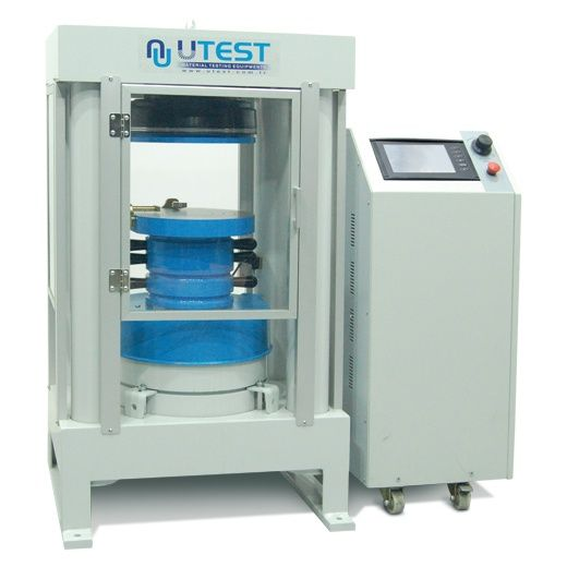 Four Column Automatic Compression Testing Machine