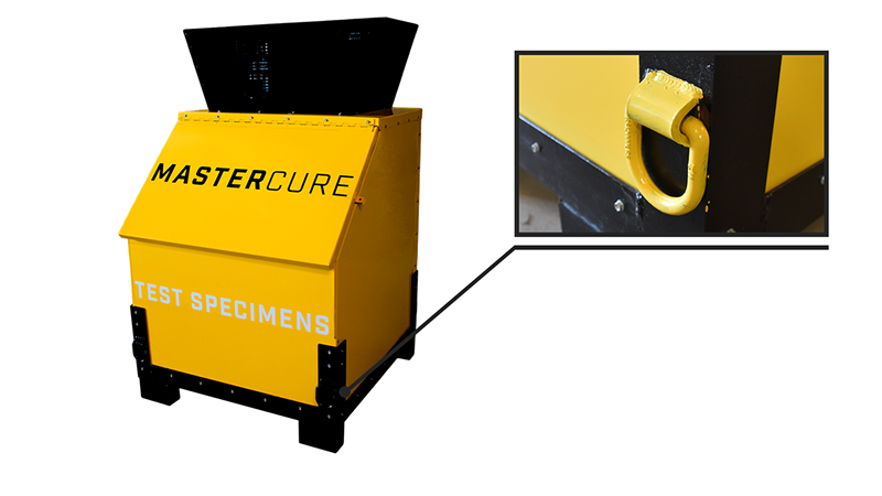 Crane Specific D-rings