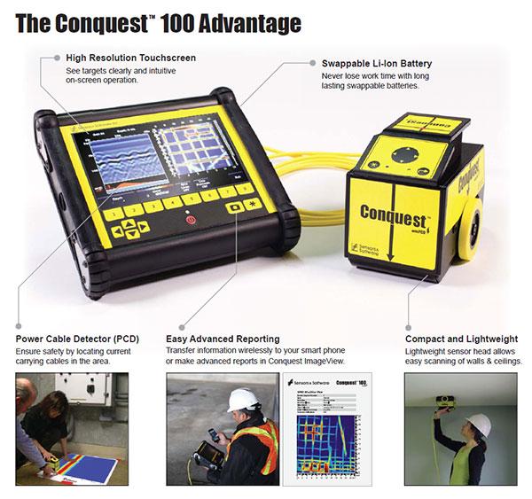 Concrete Scanning Equipment | PCTE