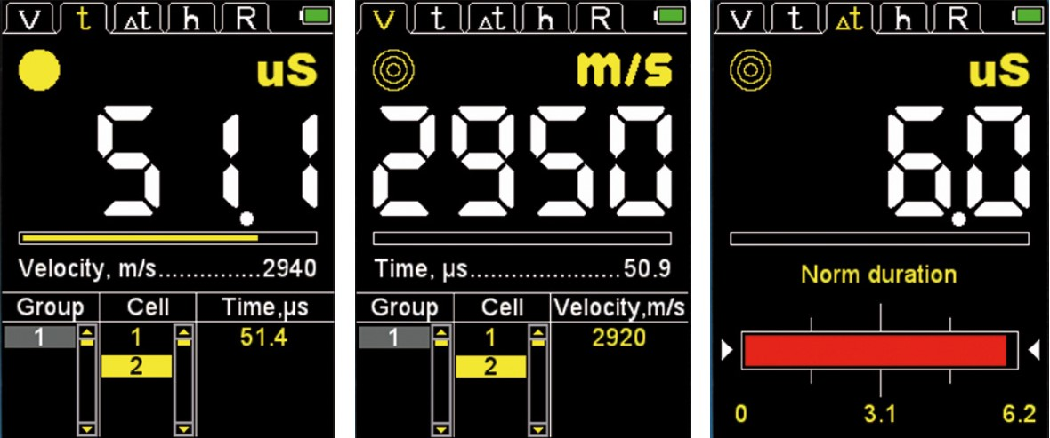 Velocity & Transmission Time