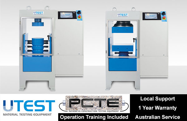 PCTE Compression Machine