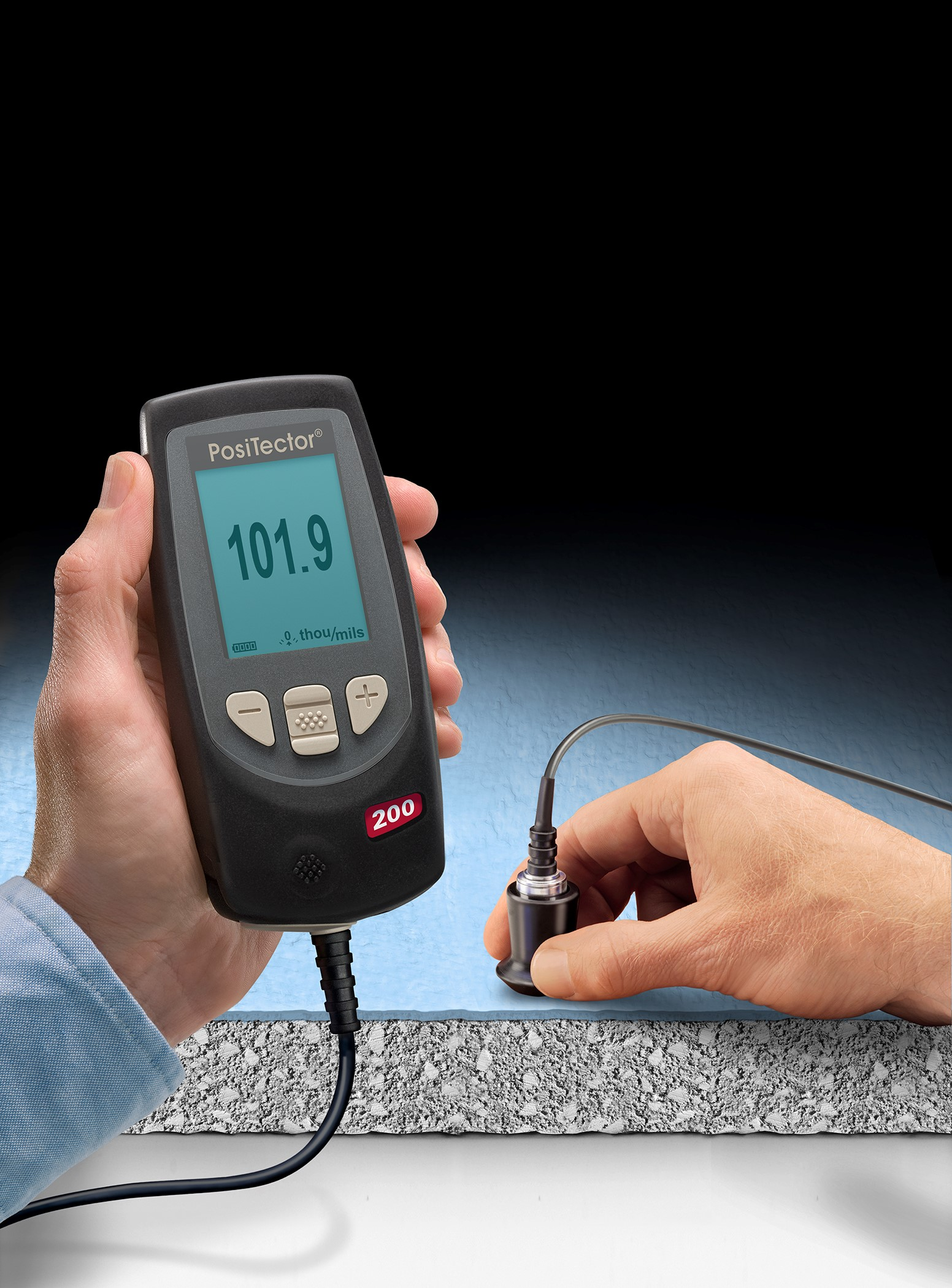 Coating thickness meter coating paint thickness gauge pcte - Minimum temperature for painting ...